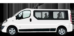 mikroautobusu nuoma